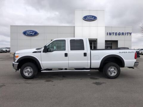 2012 Ford F-350 Super Duty for sale at Integrity Ford Inc in Paulding OH