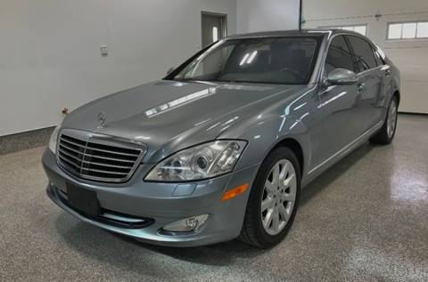 2007 Mercedes-Benz S-Class for sale at B Town Motors in Belchertown MA