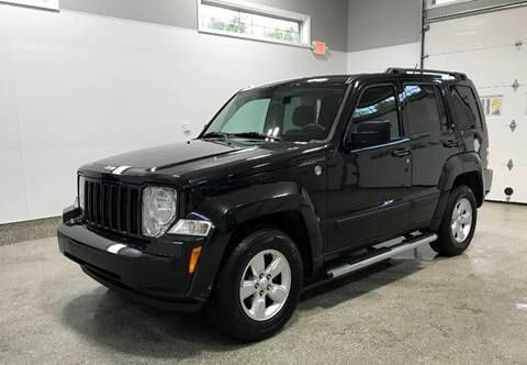 2010 Jeep Liberty for sale in Belchertown, MA