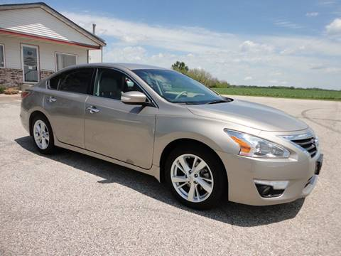 2015 Nissan Altima for sale in Fort Atkinson, IA