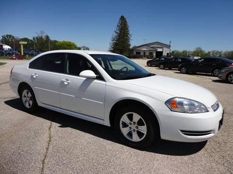 2012 Chevrolet Impala for sale in Fort Atkinson, IA
