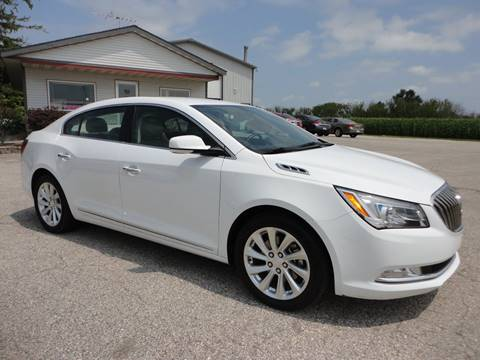2015 Buick LaCrosse for sale in Fort Atkinson, IA