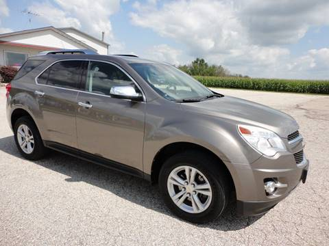 2010 Chevrolet Equinox for sale in Fort Atkinson, IA