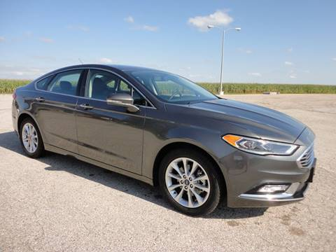 2017 Ford Fusion for sale in Fort Atkinson, IA
