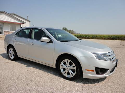 2012 Ford Fusion for sale in Fort Atkinson, IA