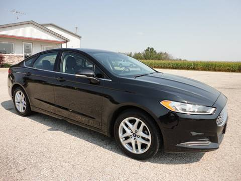 2013 Ford Fusion for sale in Fort Atkinson, IA