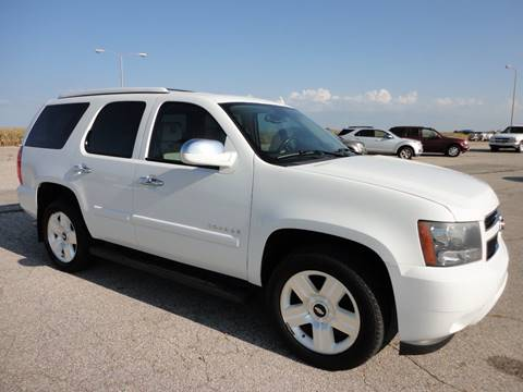 2007 Chevrolet Tahoe for sale in Fort Atkinson, IA