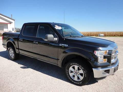 2015 Ford F-150 for sale in Fort Atkinson, IA