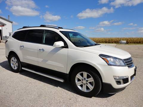 2014 Chevrolet Traverse for sale in Fort Atkinson, IA