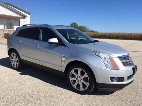 2010 Cadillac SRX for sale in Fort Atkinson, IA