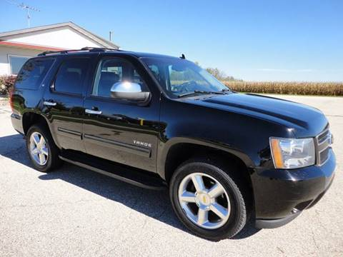 2010 Chevrolet Tahoe for sale in Fort Atkinson, IA