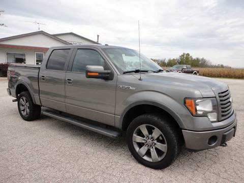 2012 Ford F-150 for sale in Fort Atkinson, IA