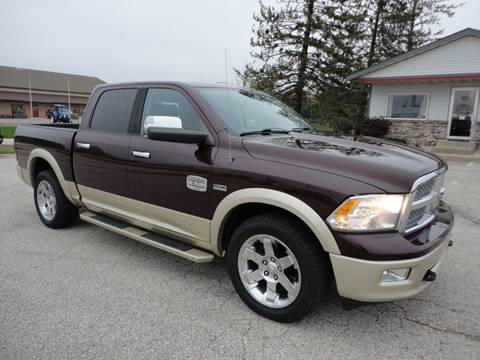2012 RAM Ram Pickup 1500 for sale in Fort Atkinson, IA