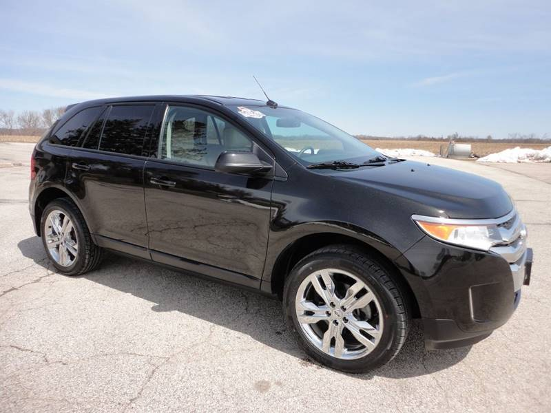 Ford Edge For Sale At Kuhn Enterprises Inc In Fort Atkinson Ia