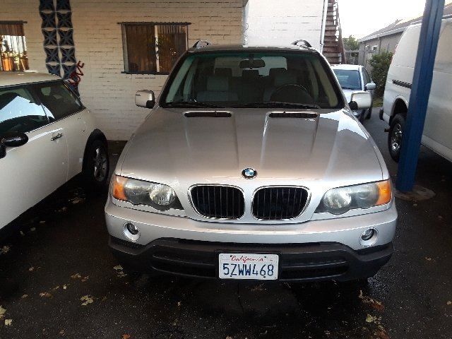 2003 Bmw X5 Awd 3 0i 4dr Suv In San Leandro Ca Ana Auto Sales