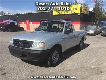 2003 Mazda Truck for sale in Las Vegas, NV