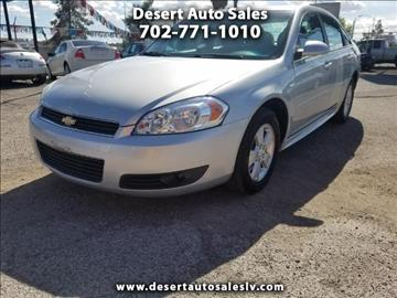 2011 Chevrolet Impala for sale in Las Vegas, NV