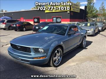 2006 Ford Mustang for sale in Las Vegas, NV