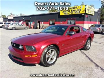 2005 Ford Mustang for sale in Las Vegas, NV