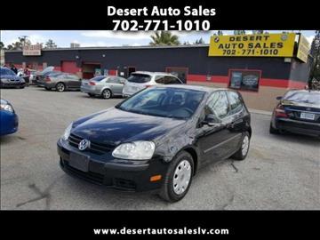2009 Volkswagen Rabbit for sale in Las Vegas, NV