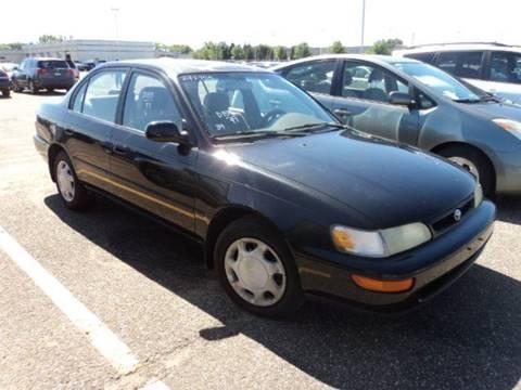 1997 Toyota Corolla for sale in Sturgeon Lake, MN