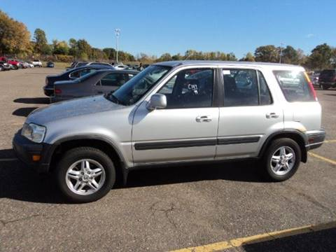 1999 Honda CR-V for sale in Sturgeon Lake, MN