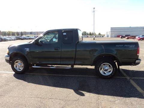 2001 Ford F-150 for sale in Sturgeon Lake, MN