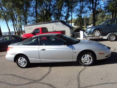 2002 Saturn S Series For Sale In Minnesota Carsforsale