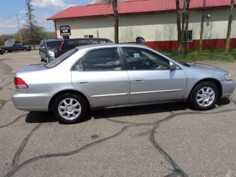 2002 Honda Accord for sale in Sauk Rapids, MN