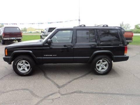 2000 Jeep Cherokee for sale in Sauk Rapids, MN