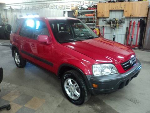 2000 Honda CR-V EX for sale at Sturgeon Auto in Sauk Rapids MN