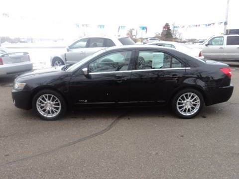 2008 Lincoln MKZ for sale at Sturgeon Auto in Sauk Rapids MN
