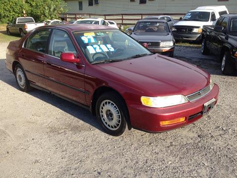 1997 Honda Accord for sale in Ocala, FL