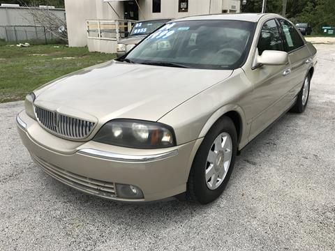 2004 Lincoln LS for sale in Ocala, FL