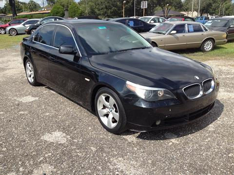 2005 BMW 5 Series for sale in Ocala, FL