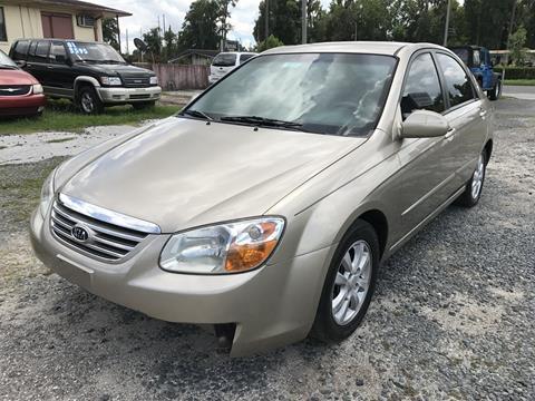 2007 Kia Spectra for sale in Ocala, FL