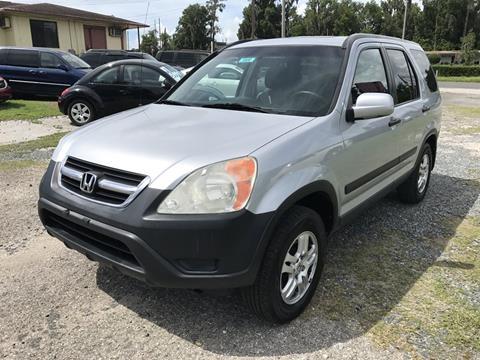 2004 Honda CR-V for sale in Ocala, FL
