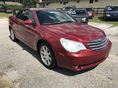 2008 Chrysler Sebring for sale in Ocala, FL