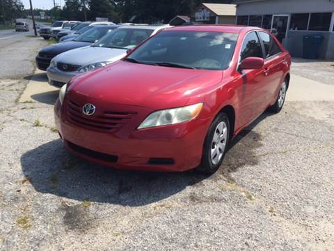 2007 Toyota Camry for sale in Williamston, SC