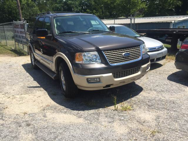 2006 Ford Expedition Eddie Bauer 4dr SUV - Williamston SC