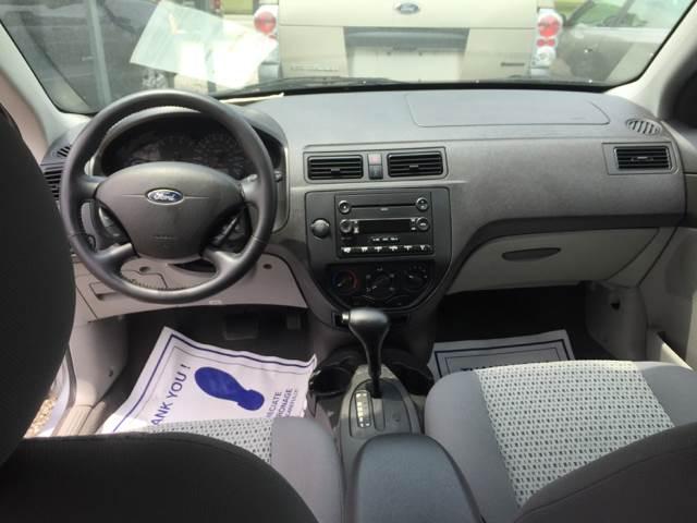 2006 Ford Focus ZX4 SE 4dr Sedan - Williamston SC