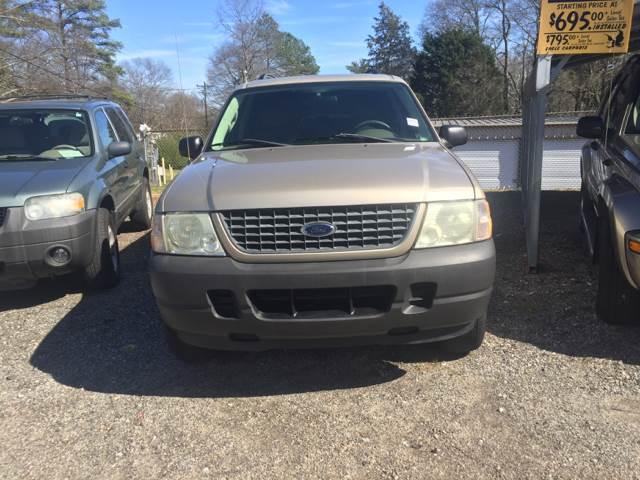2004 Ford Explorer XLS 4dr SUV - Williamston SC