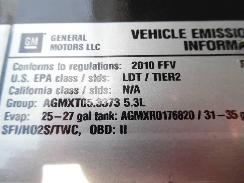 2010 GMC Sierra 1500 4x4 SLE 4dr Crew Cab 5.8 ft. SB - Broken Arrow OK