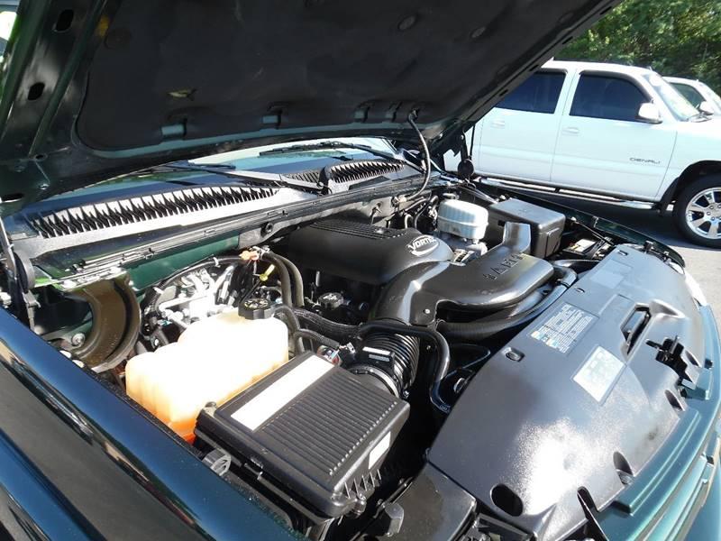2004 Chevrolet Tahoe Z71 4WD 4dr SUV - Broken Arrow OK