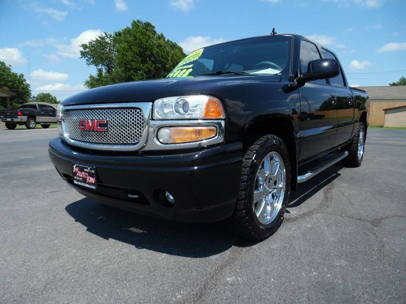 2006 GMC Sierra 1500 AWD Denali 4dr Crew Cab 5.8 ft. SB - Broken Arrow OK