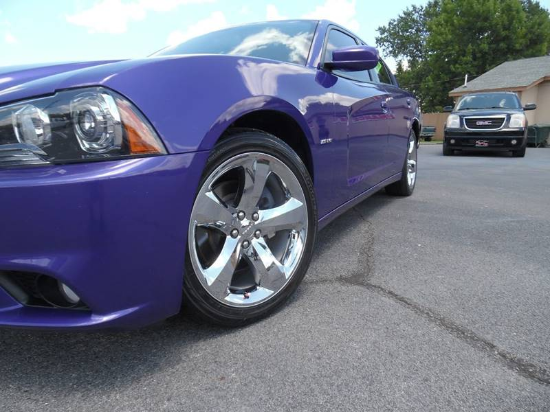2014 Dodge Charger R/T Road and Track 4dr Sedan - Broken Arrow OK