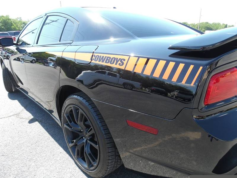 2012 Dodge Charger R/T Max 4dr Sedan - Broken Arrow OK