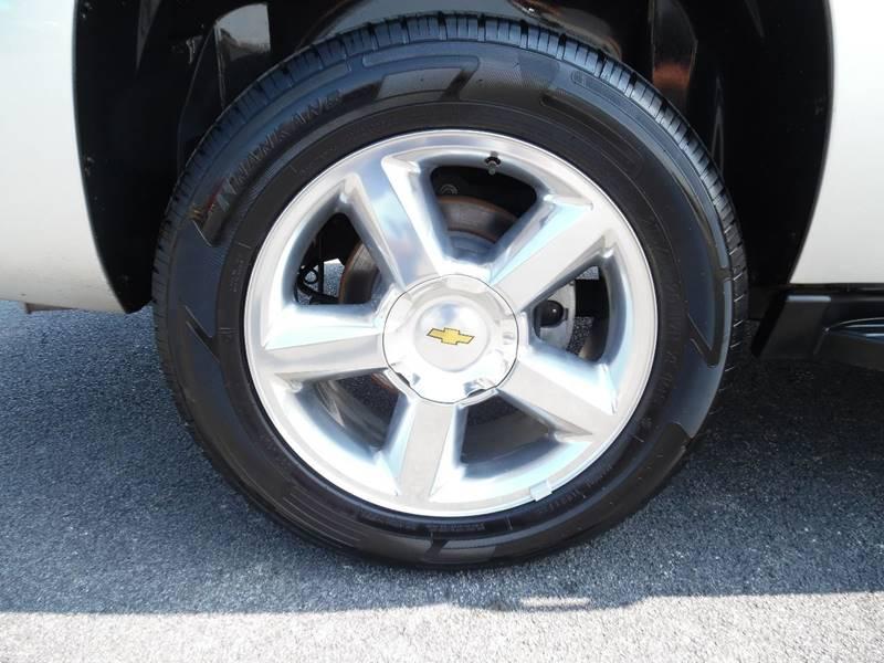 2011 Chevrolet Avalanche 4x4 LTZ 4dr Crew Cab Pickup - Broken Arrow OK