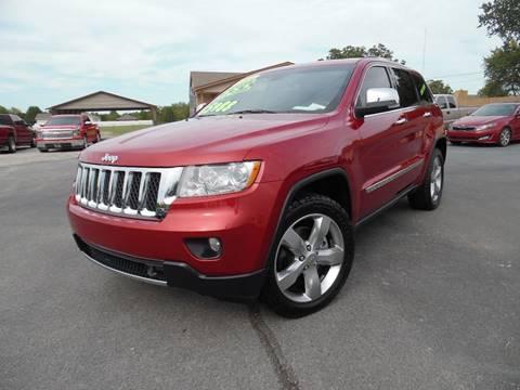 2011 Jeep Grand Cherokee for sale in Broken Arrow, OK