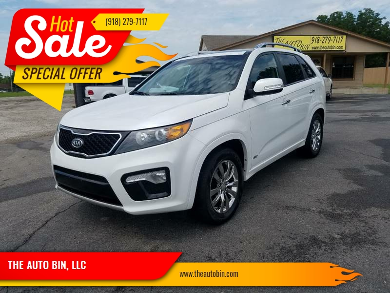 2013 Kia Sorento For Sale At THE AUTO BIN, LLC In Broken Arrow OK